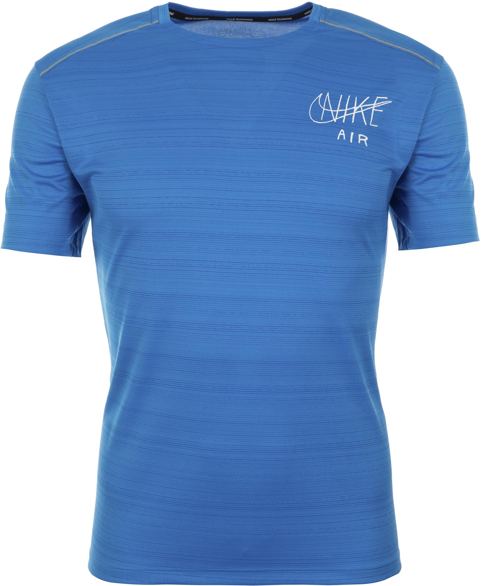 Nike Футболка мужская Miler, размер 50-52