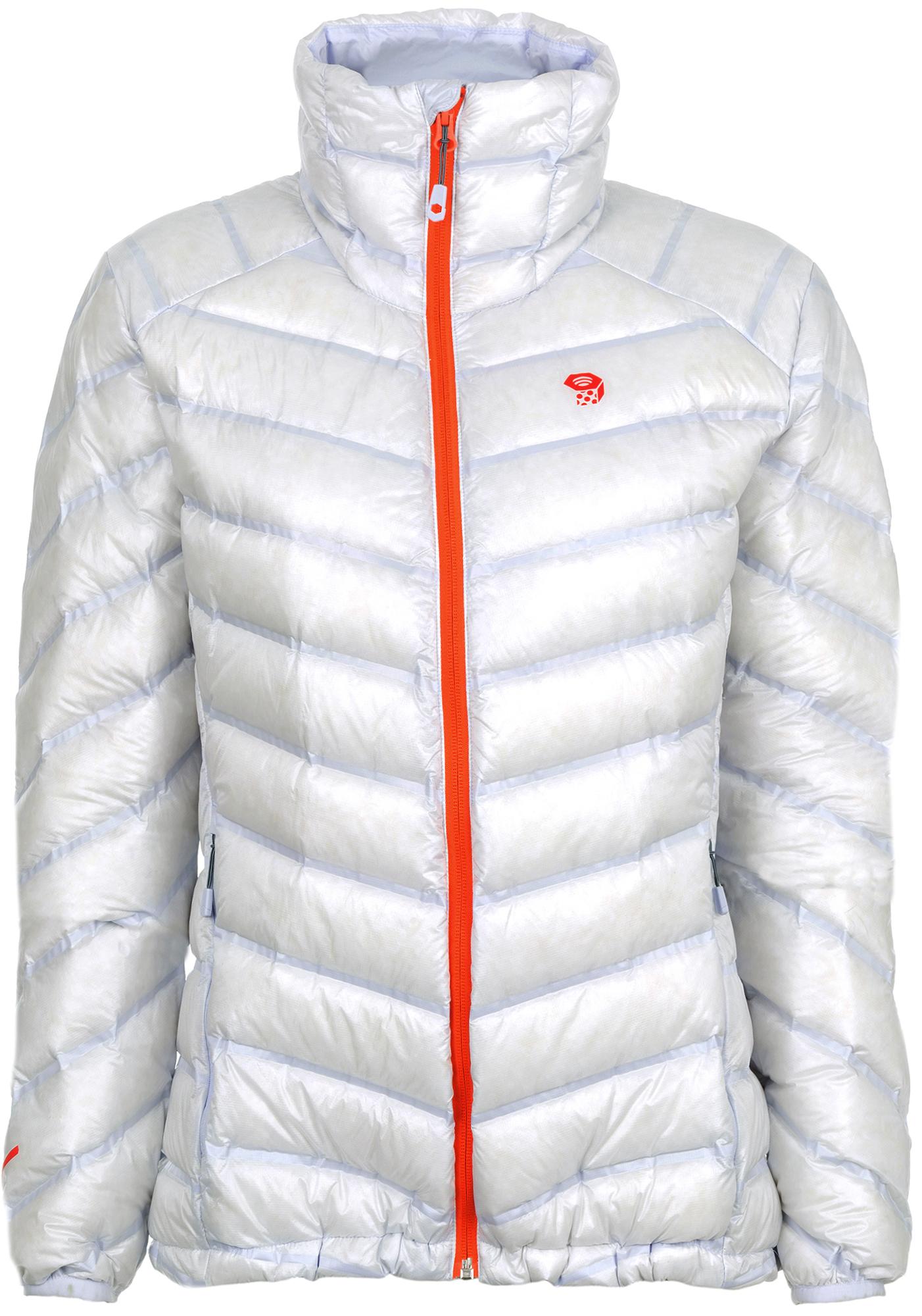 Mountain Hardwear Куртка пуховая женская Mountain Hardwear StretchDown, размер 50 pajar куртка пуховая женская cougar xl jet black