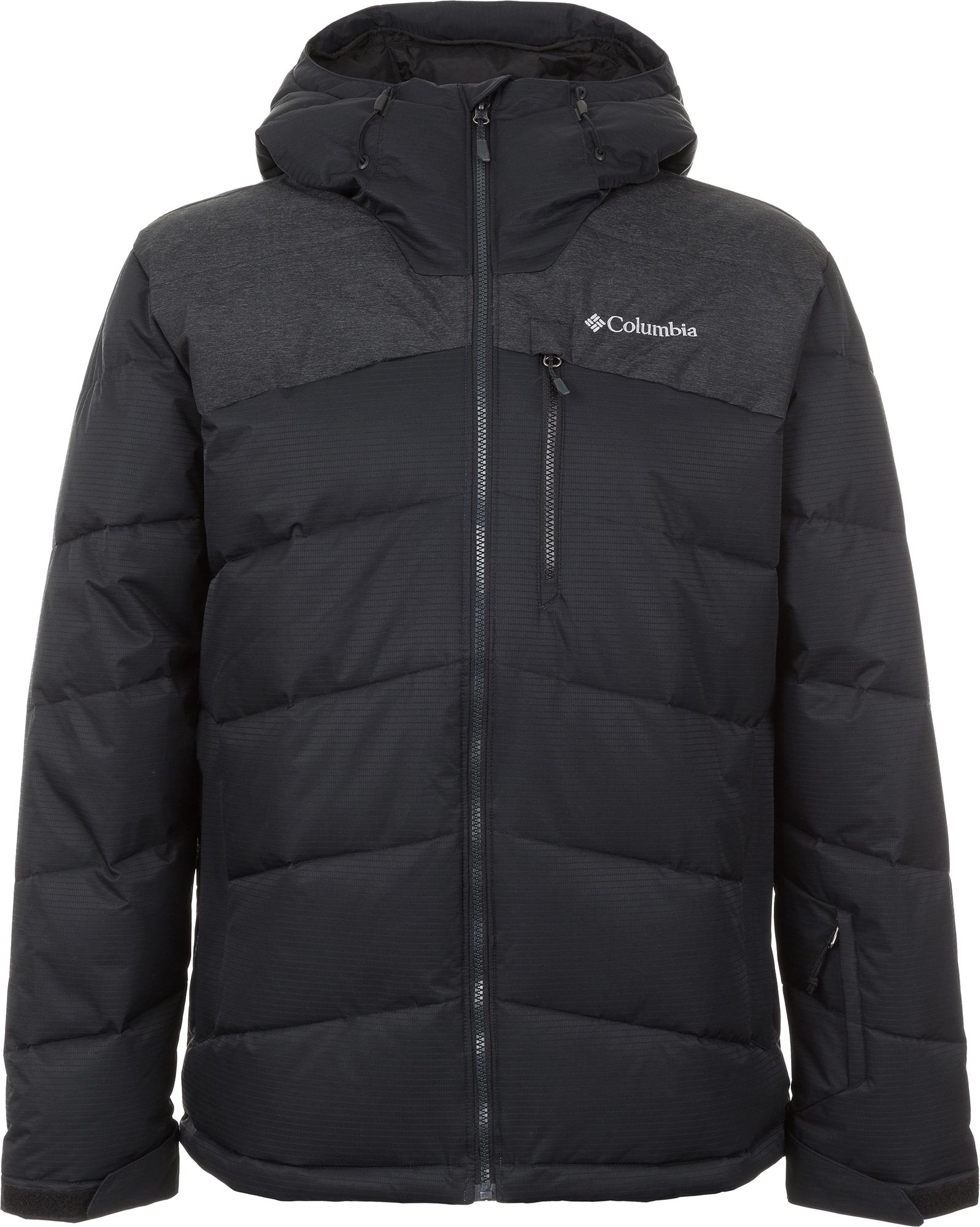 Columbia Куртка утепленная мужская Columbia Woolly Hollow II, размер 56-58 columbia куртка 3 в 1 мужская columbia whirlibird размер 48 50