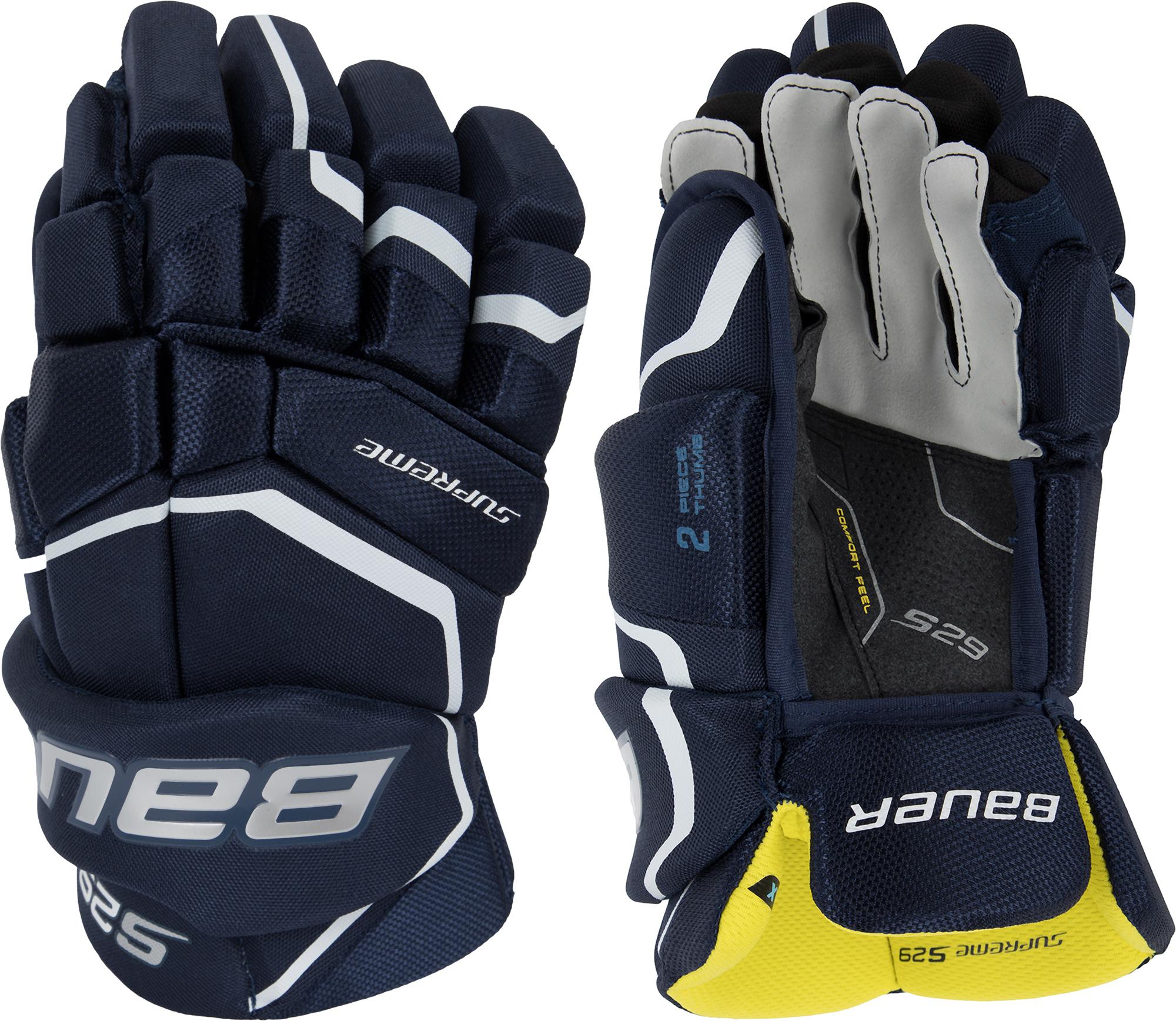 Bauer Перчатки хоккейные SUPREME S29 - SR