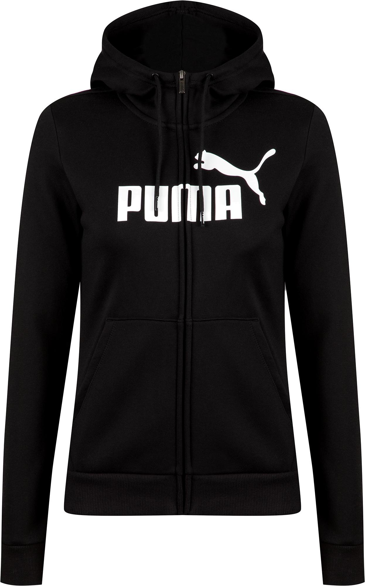 цена на PUMA Толстовка женская Puma Essential, размер 44-46