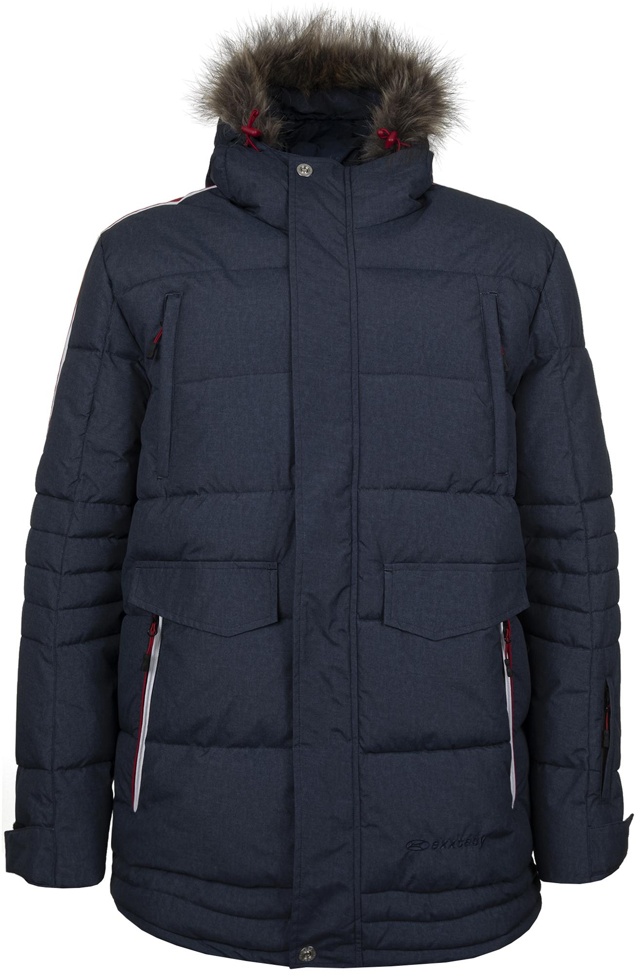 Exxtasy Куртка утепленная мужская Vanzone, размер 44-46