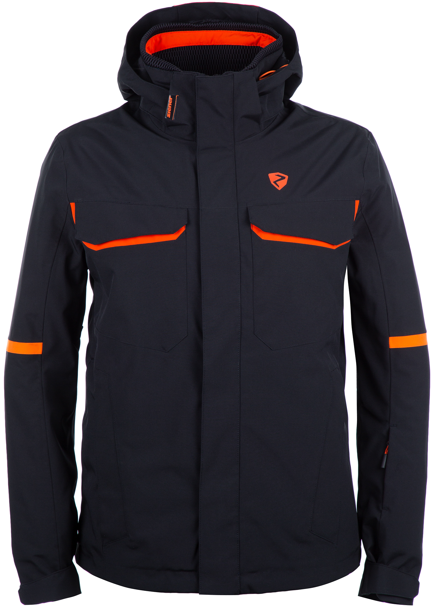 Ziener Куртка утепленная мужская Ziener Togiak, размер 54 куртка утепленная conso wear conso wear mp002xw0tupn