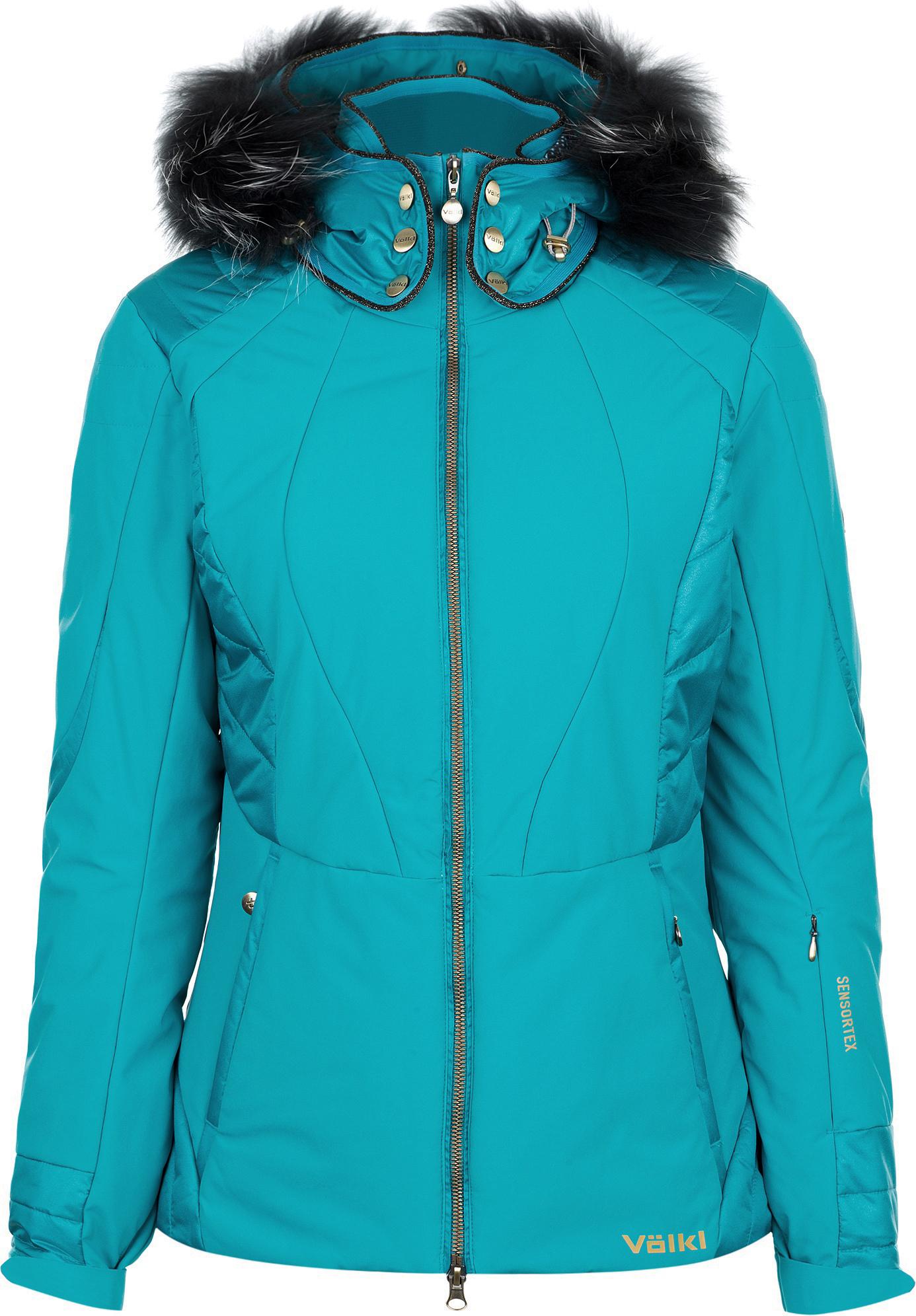 Volkl Куртка утепленная женская Volkl, размер 42