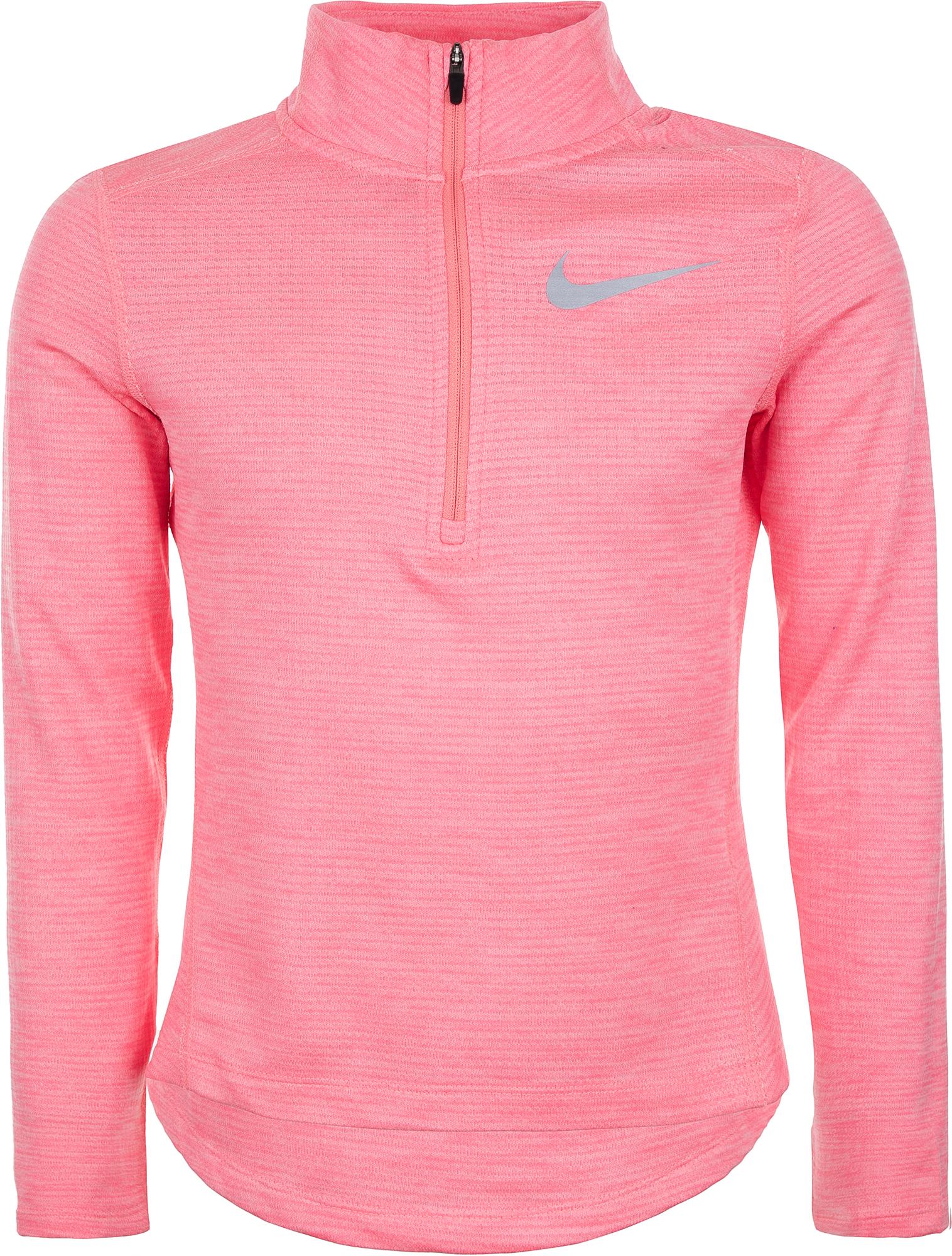 Nike Олимпийка для девочек Nike, размер 156-164 одежда для занятий баскетболом nike 005027 11 diy