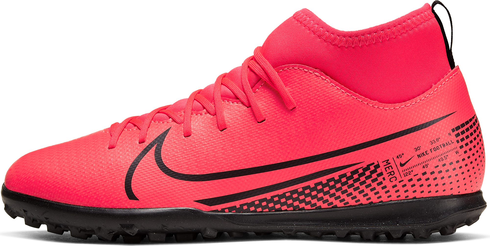 Nike Бутсы для мальчиков Nike Superfly 7 Club TF, размер 35 цена 2017