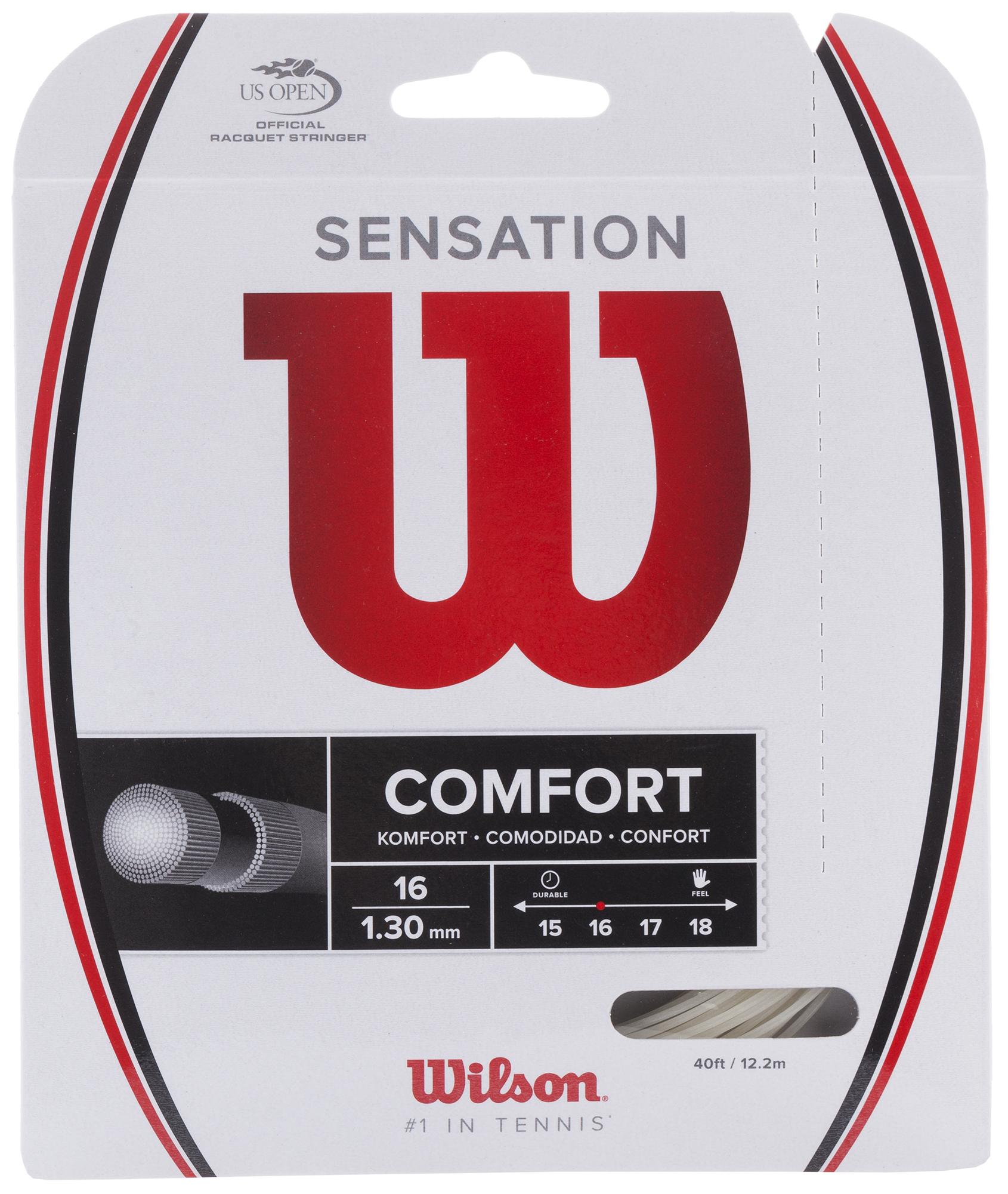 Wilson Струна Sensation 16