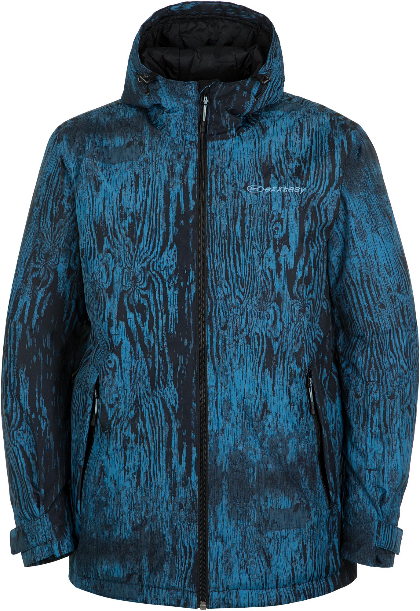 Exxtasy Куртка утепленная мужская Fasdal, размер 52-54