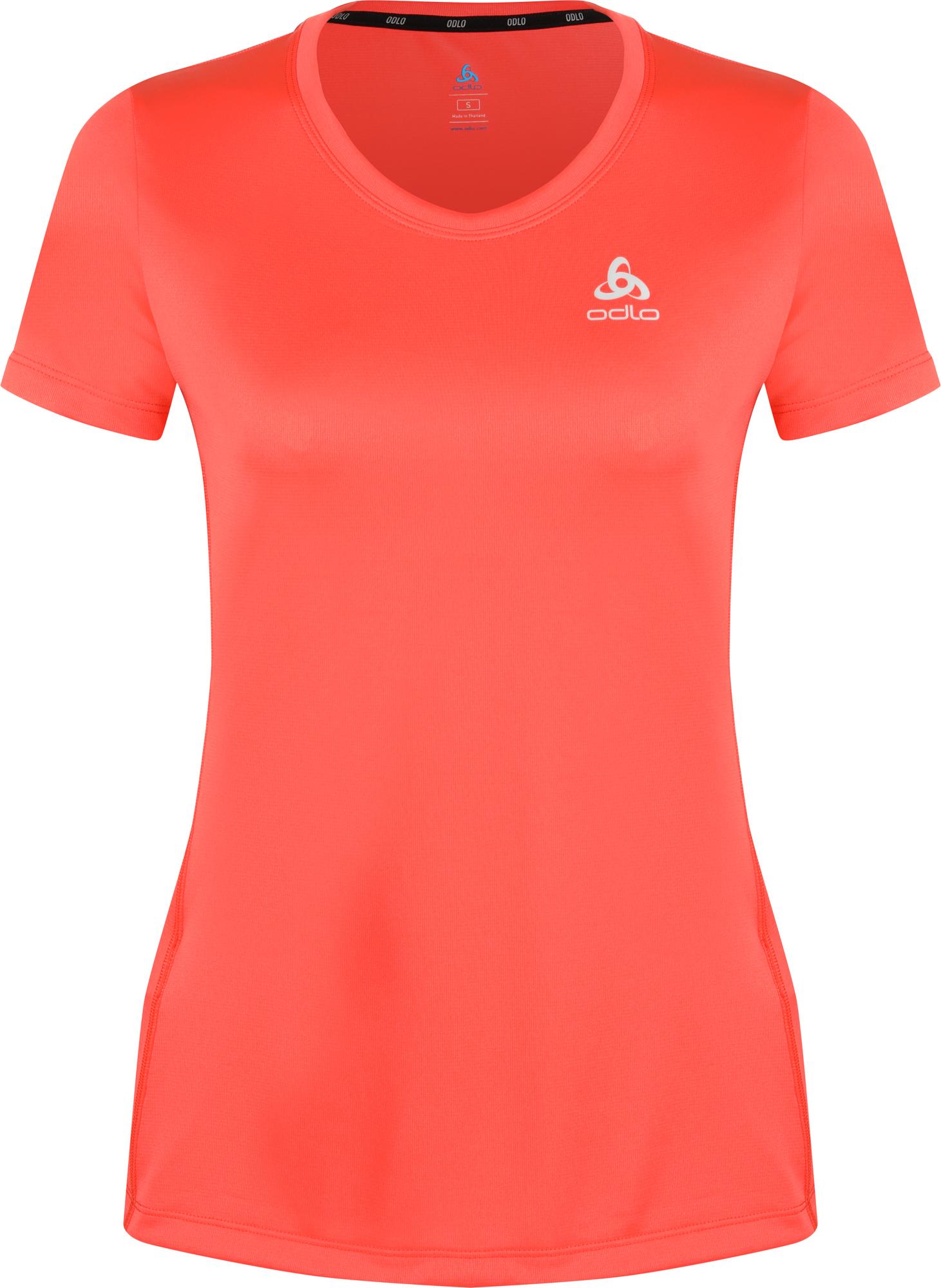 Odlo Футболка женская Odlo Element, размер 44-46 odlo футболка женская odlo millennium размер 46 48