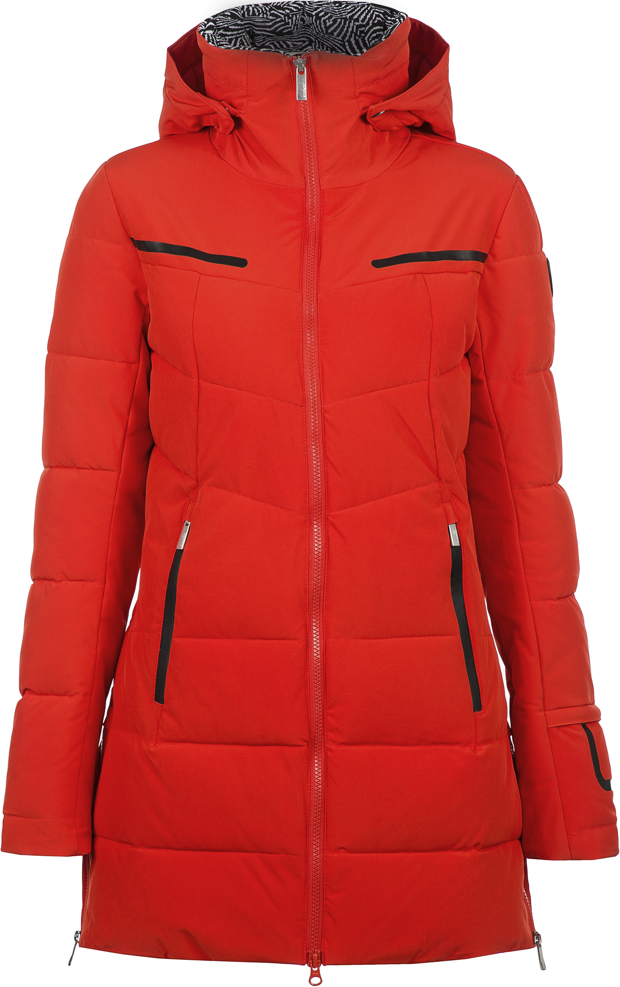 IcePeak Куртка утепленная женская IcePeak Elida, размер 48 цена 2017