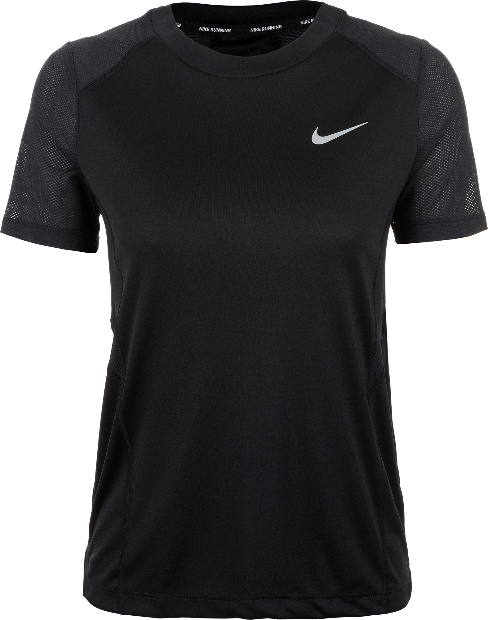 Nike Футболка женская Nike Miler, размер 48-50 nike футболка женская nike miler размер 42 44