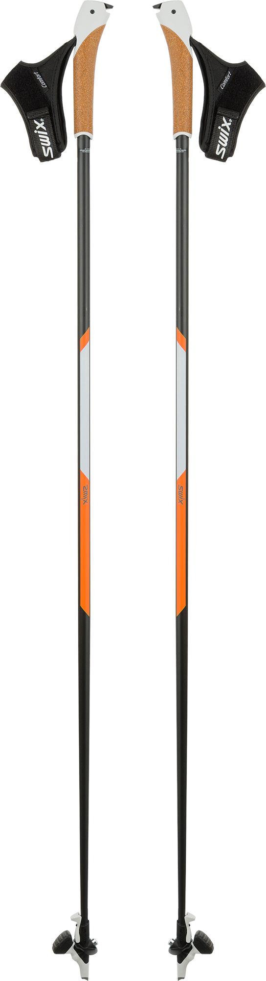 Swix Палки для скандинавской ходьбы CT3 Twist&Go