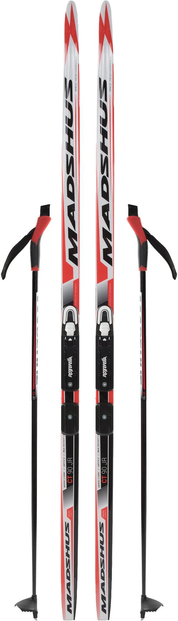 Madshus Комплект лыжный детский CT90