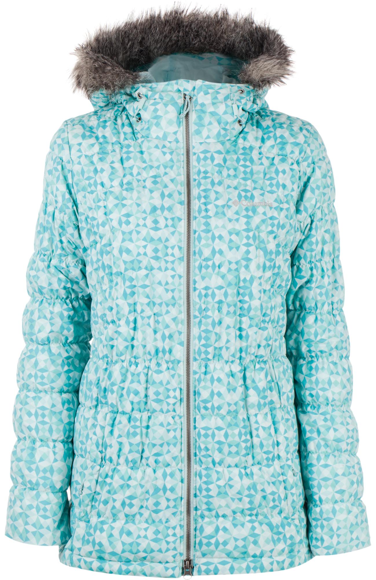 Columbia Куртка утепленная женская Columbia Gyroslope, размер 46 цена и фото