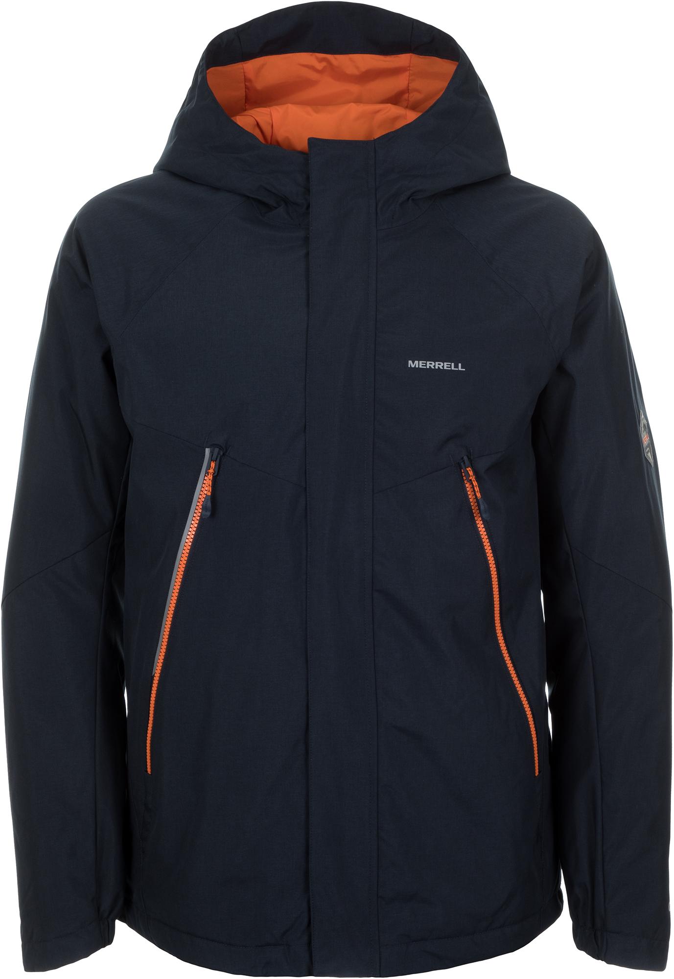 Merrell Куртка утепленная мужская Merrell, размер 54 куртка мужская geox цвет темно синий m8220kt2447f4386 размер 54