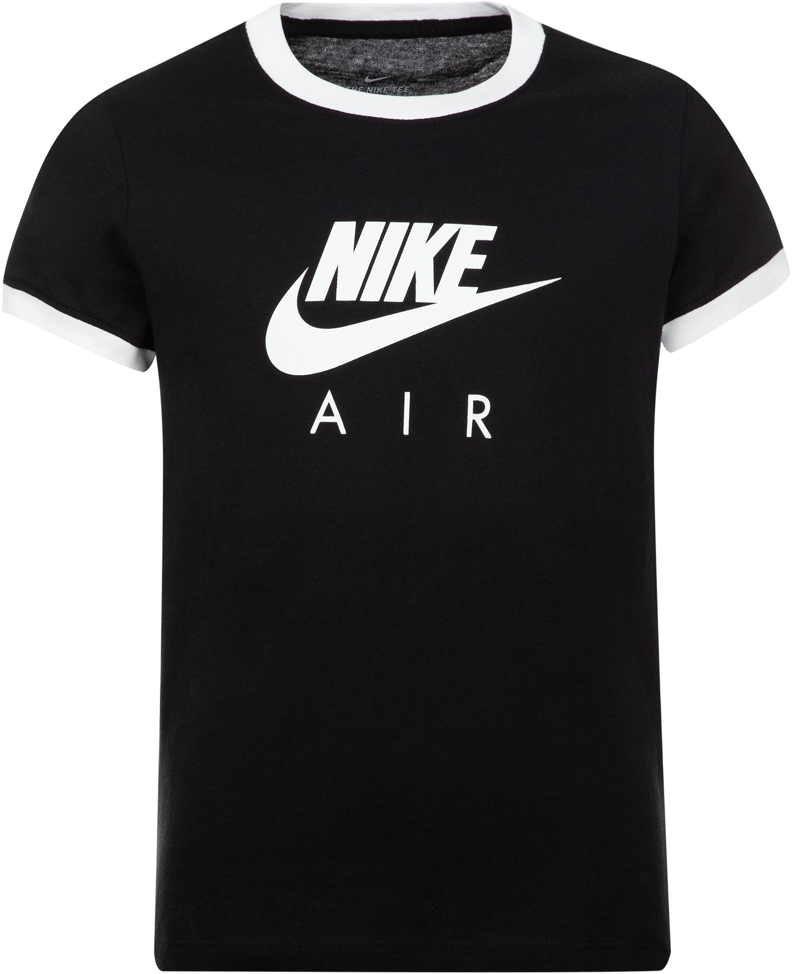 Nike Футболка для девочек Nike Air, размер 128-137