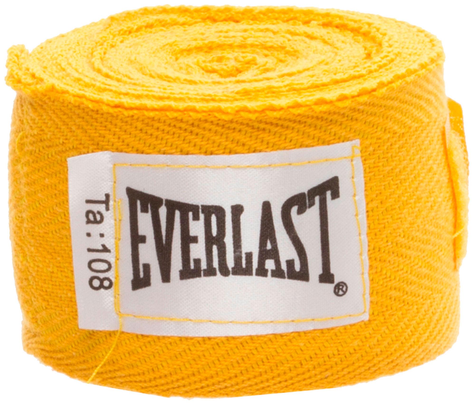 Everlast Бинт Everlast, 2,75 м, 2 шт. костюм спортивный everlast everlast ev001embgo06