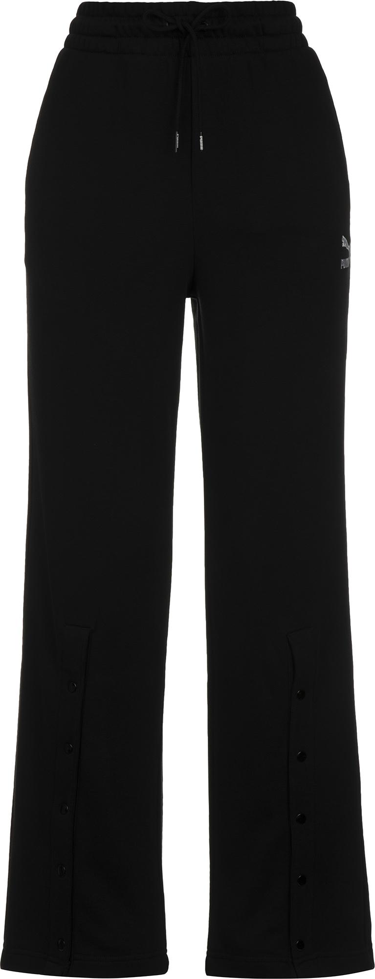 Брюки женские Puma Classics Straight, размер 46-48 puma брюки женские puma amplified размер 46 48