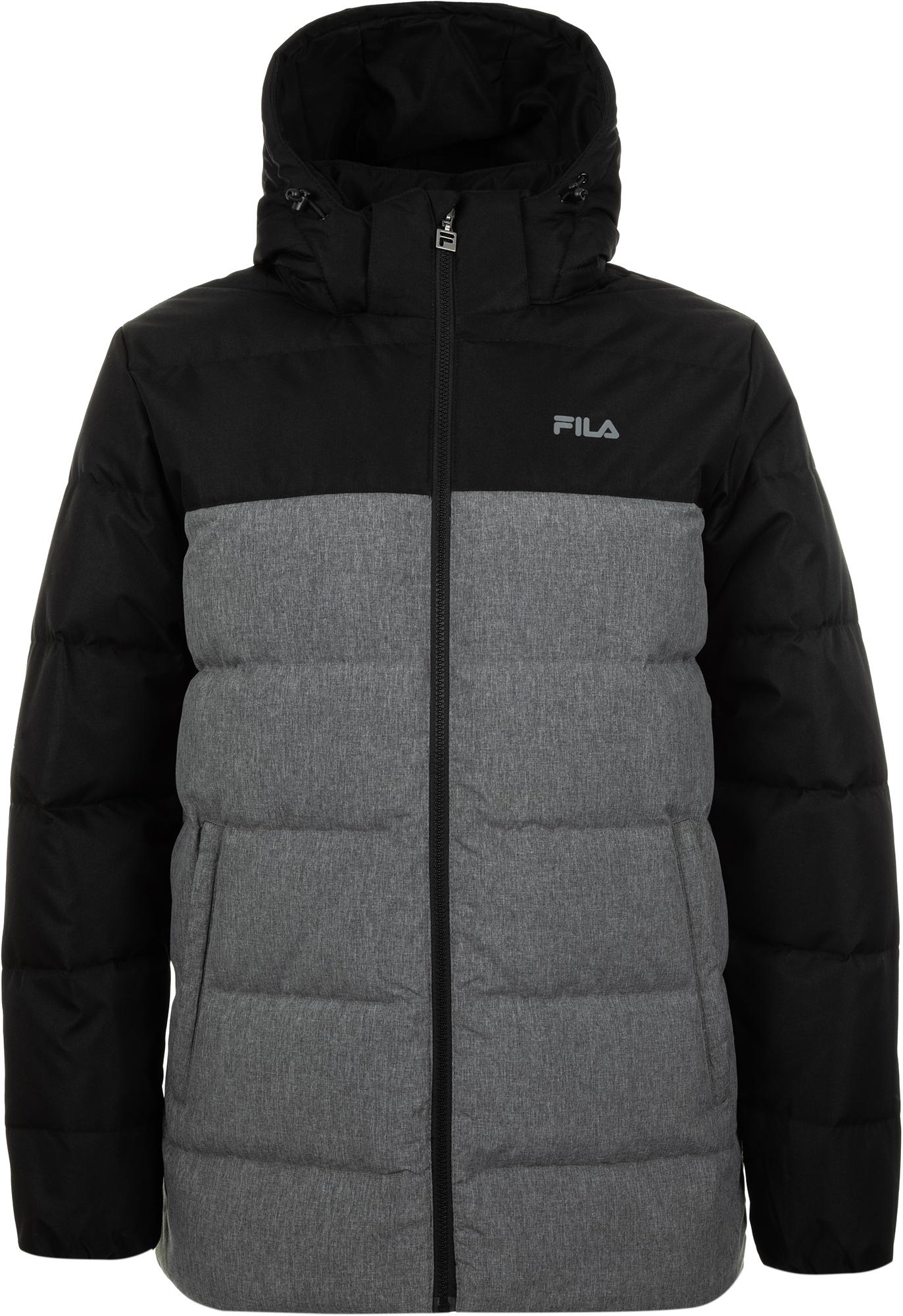 Fila Куртка пуховая мужская Fila, размер 52