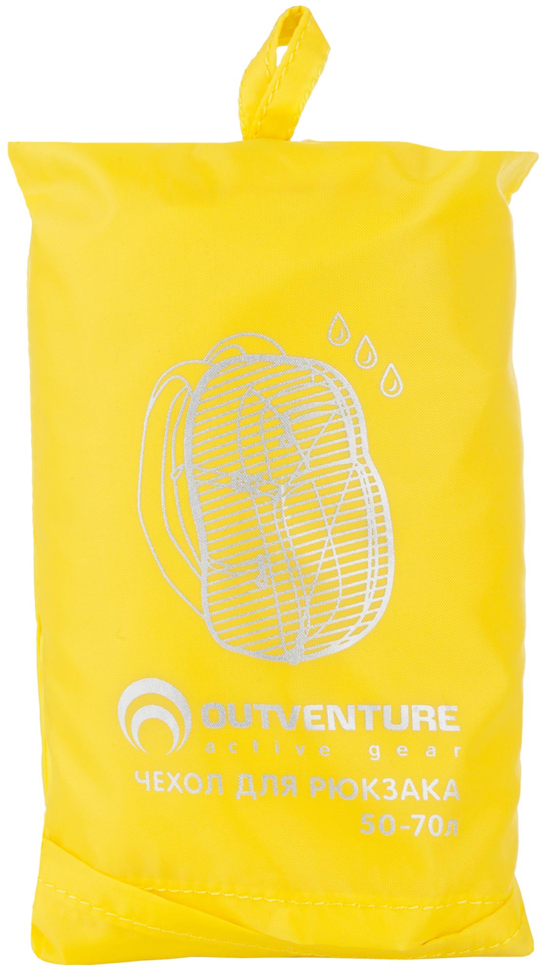 Outventure Накидка на рюкзак Outventure, 50-70 л