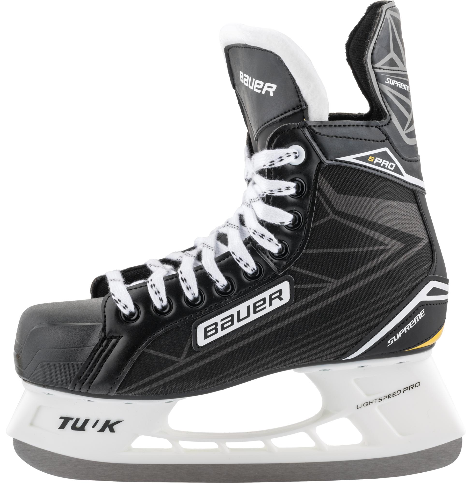купить  Bauer Коньки хоккейные Bauer Supreme Pro  недорого
