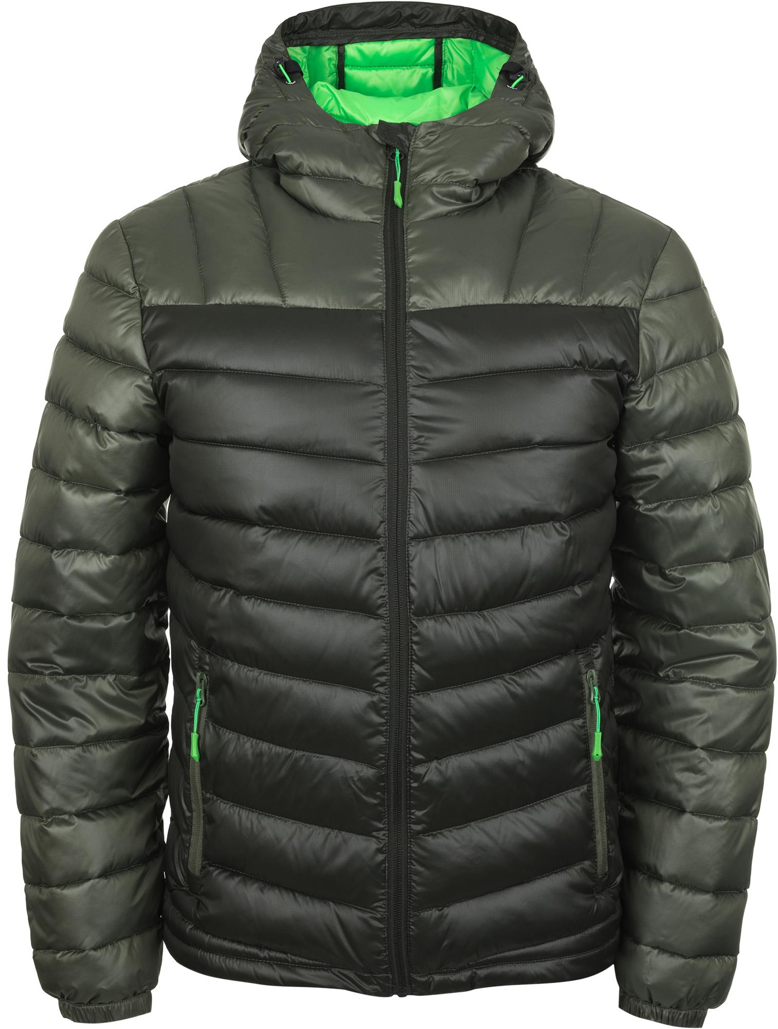 IcePeak Куртка утепленная мужская IcePeak Leal, размер 54 icepeak шапка мужская icepeak iolo размер без размера