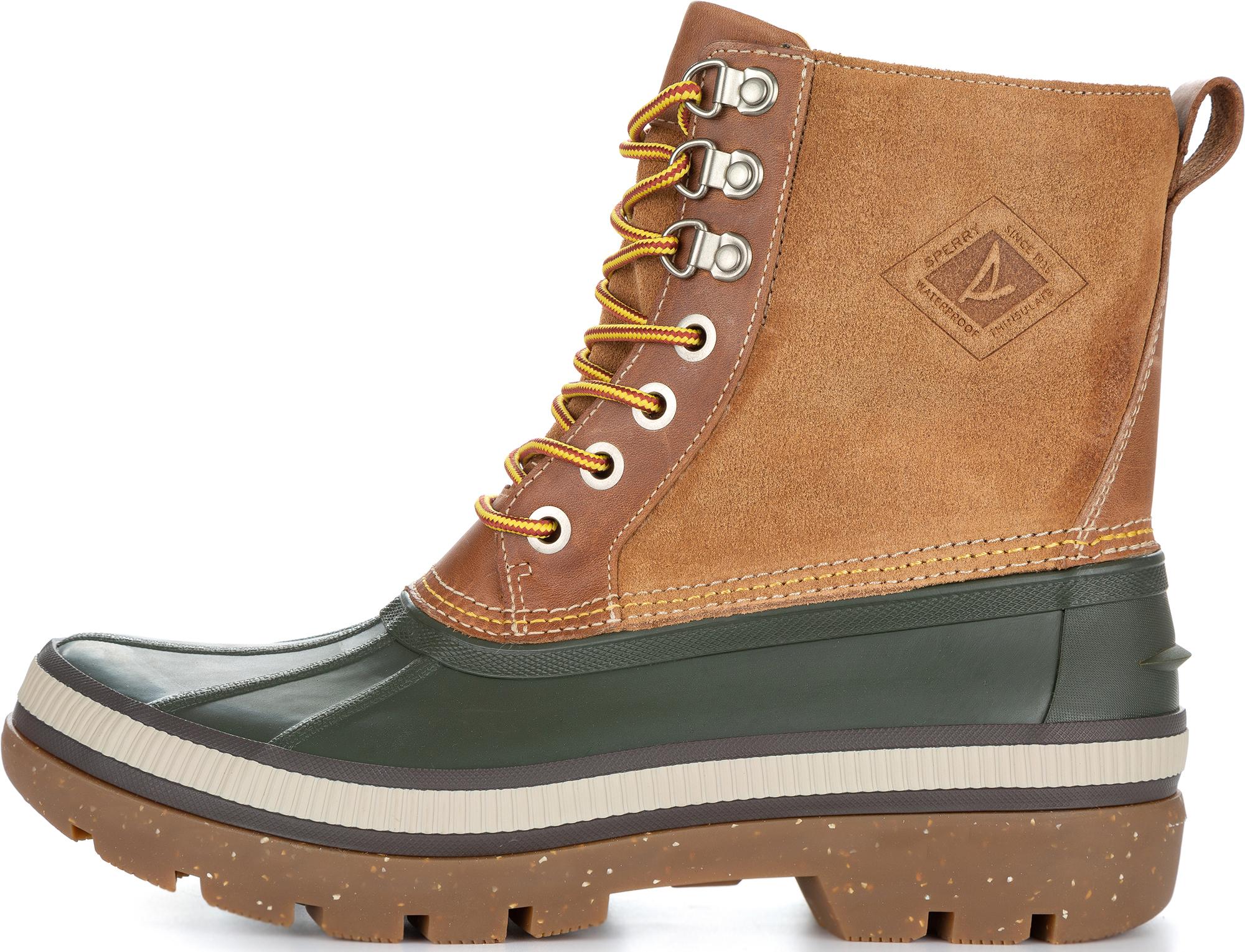 цена на Sperry Ботинки утепленные мужские SPERRY Ice Bay Boot, размер 44