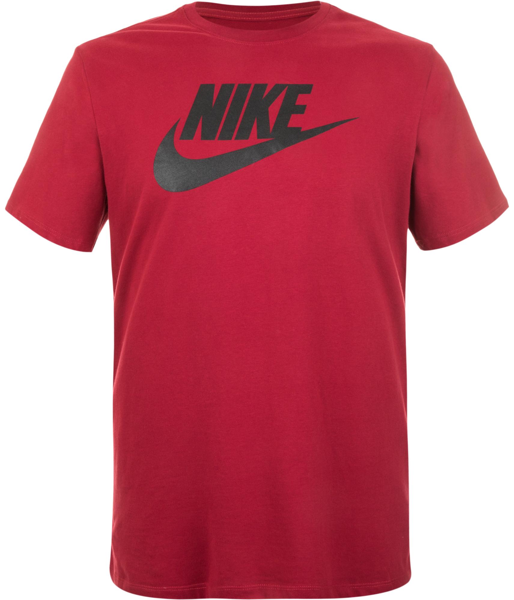 все цены на Nike Футболка мужская Nike Futura Icon, размер 52-54
