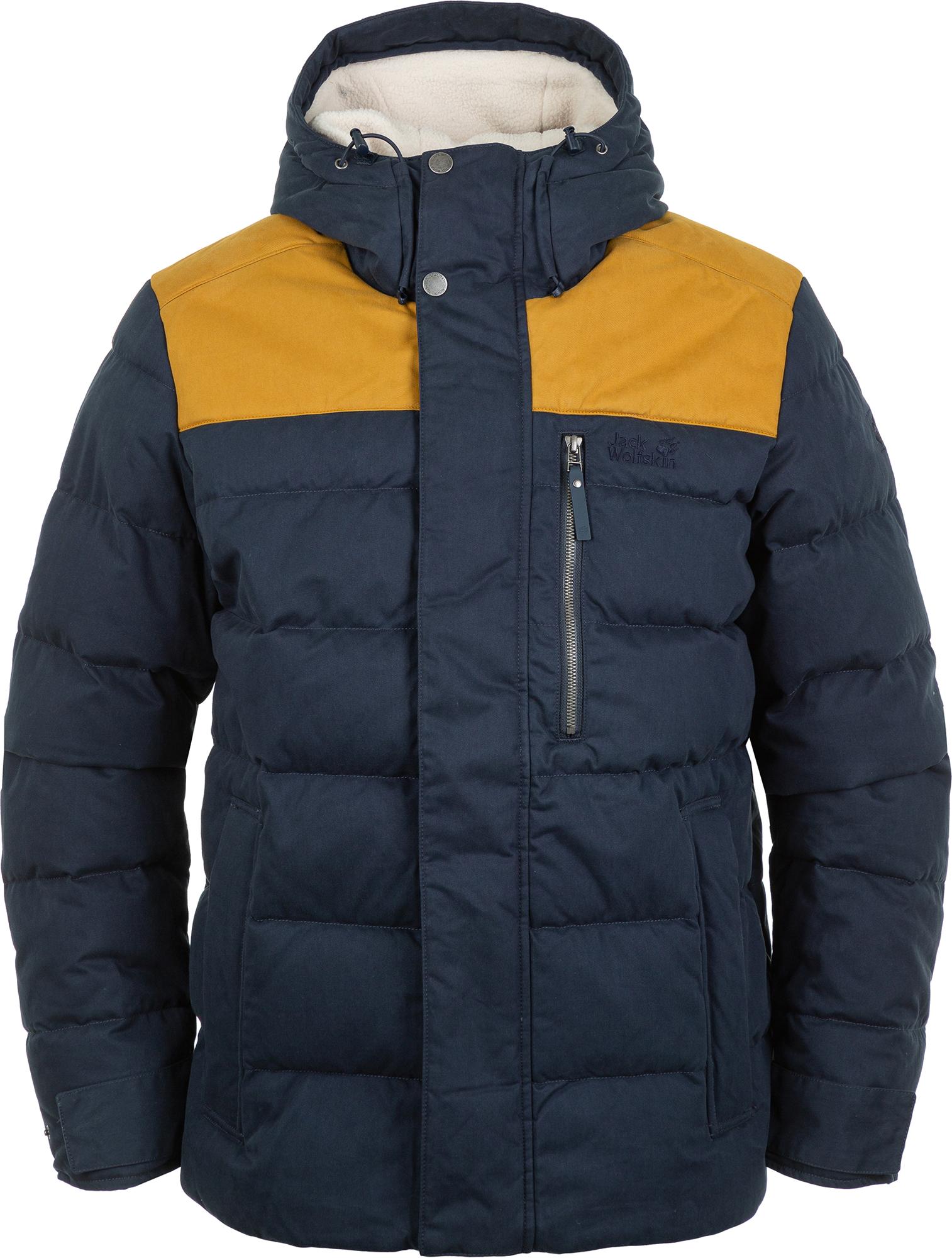 Jack Wolfskin Куртка пуховая мужская Jack Wolfskin Lakota, размер 58