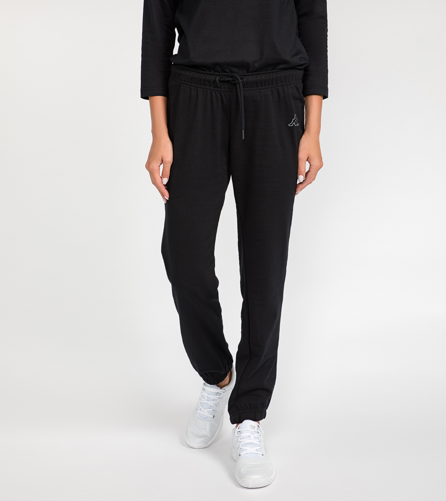 Kappa Брюки женские Kappa, размер 50 брюки kappa kappa ka039emwjd89