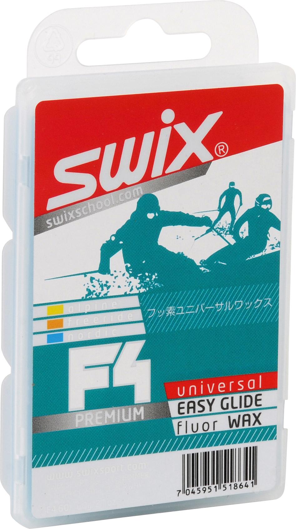 Swix Мазь скольжения F4
