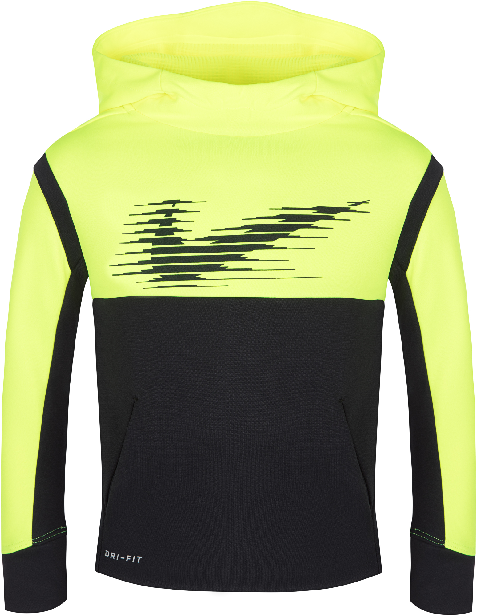 Nike Джемпер для мальчиков Nike Therma Swoosh, размер 122 цены онлайн