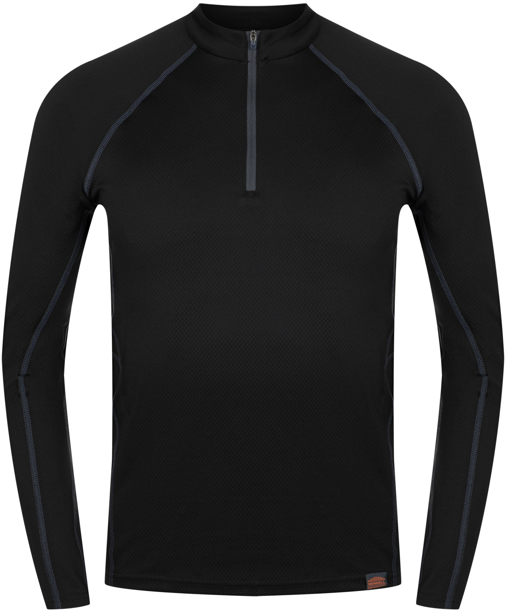 лонгслив мужской regatta karter цвет серый rmt171 038 размер l 52 54 Merrell Лонгслив мужской Merrell, размер 52