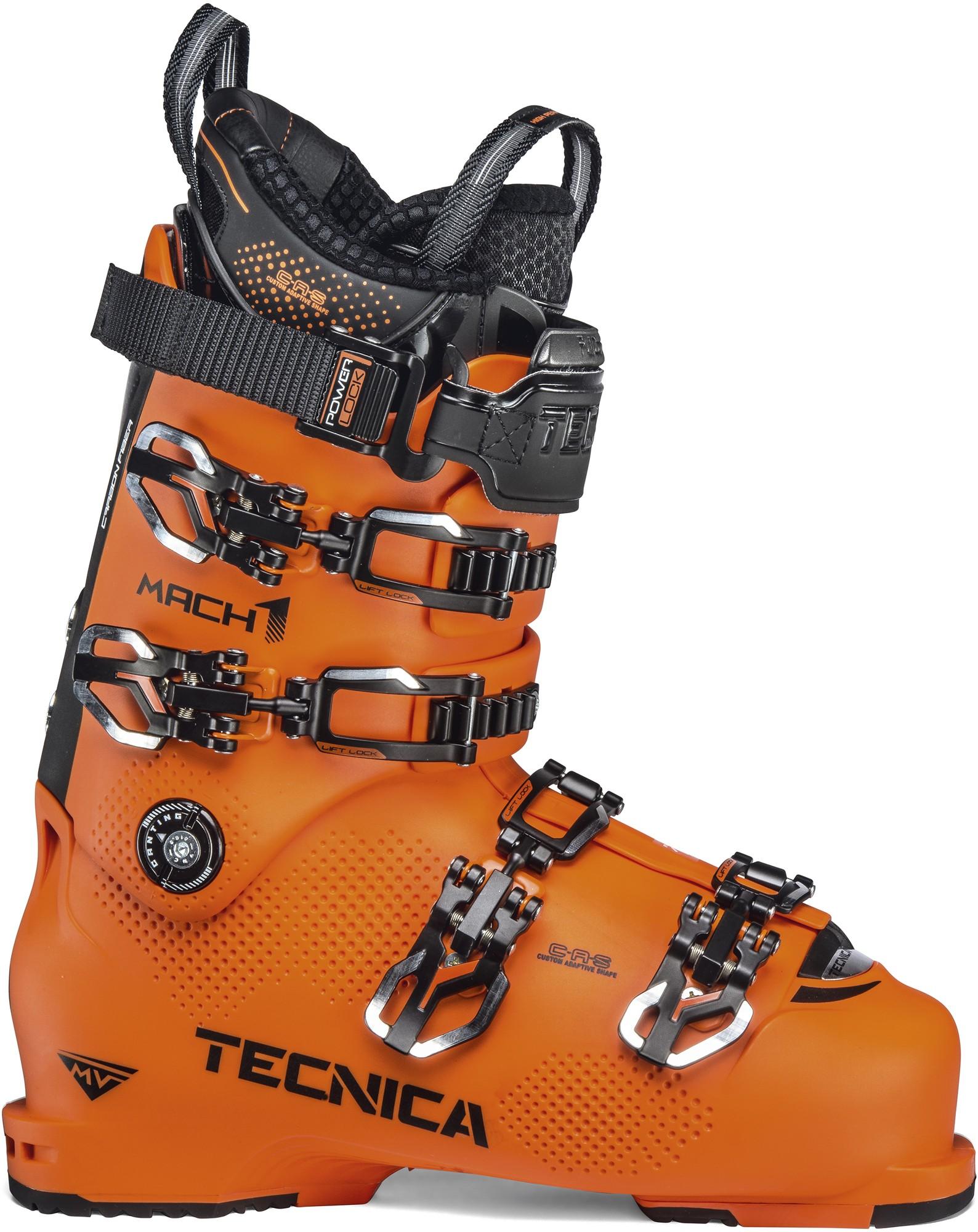 Tecnica Ботинки горнолыжные MACH1 MV 130, размер 29 см