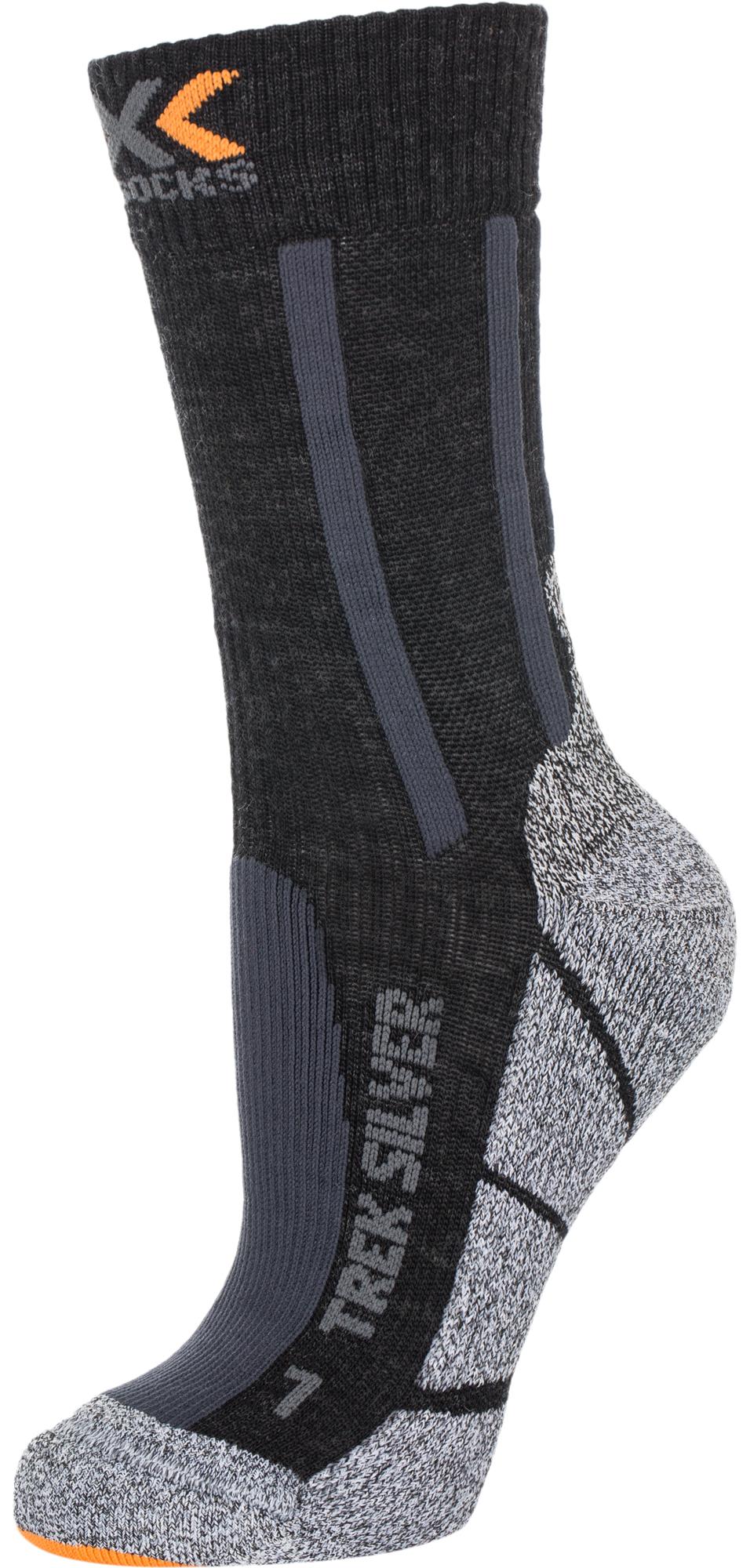 X-Socks Носки X-Socks, 1 пара, размер 39-41 цена