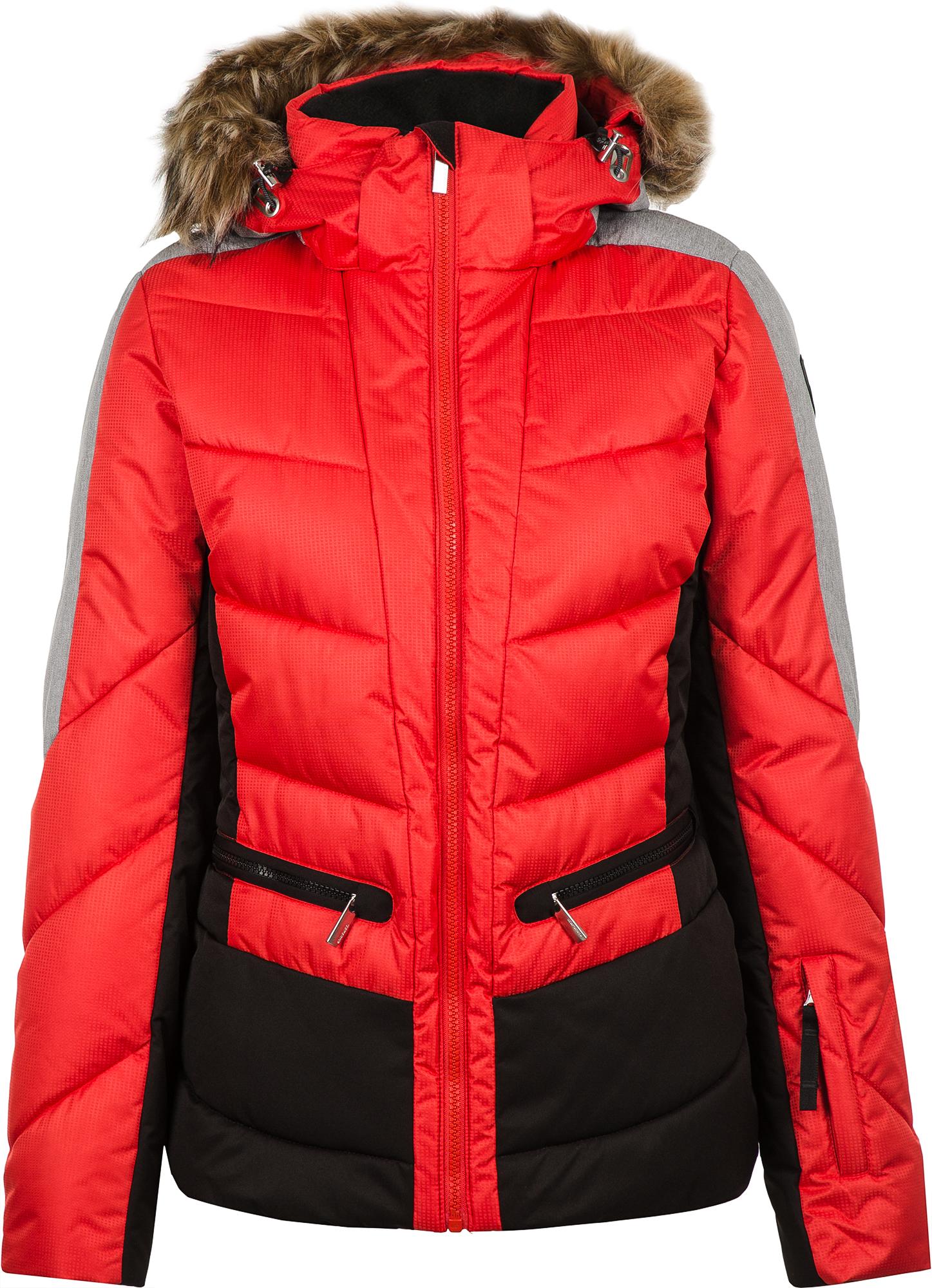 IcePeak Куртка утепленная женская IcePeak Electra, размер 46 куртка утепленная icepeak icepeak ic647emmwg54