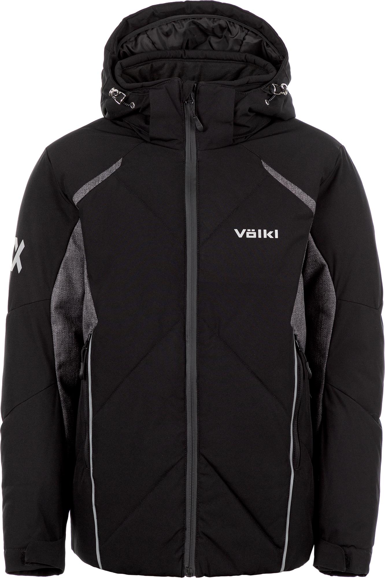 цена Volkl Куртка утепленная для мальчиков Volkl, размер 158 онлайн в 2017 году