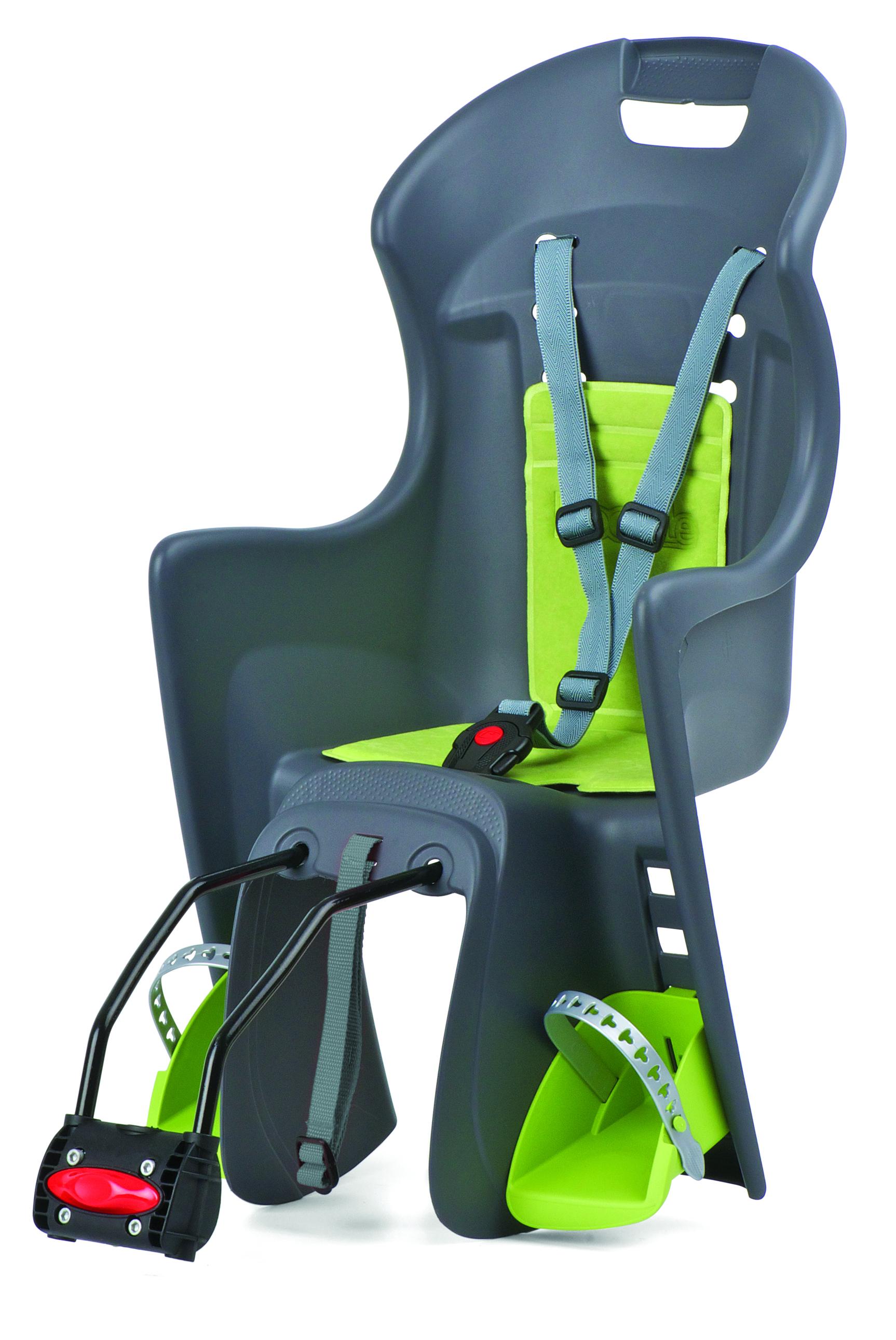 Polisport Детское велокресло Polisport Boodie цена 2017