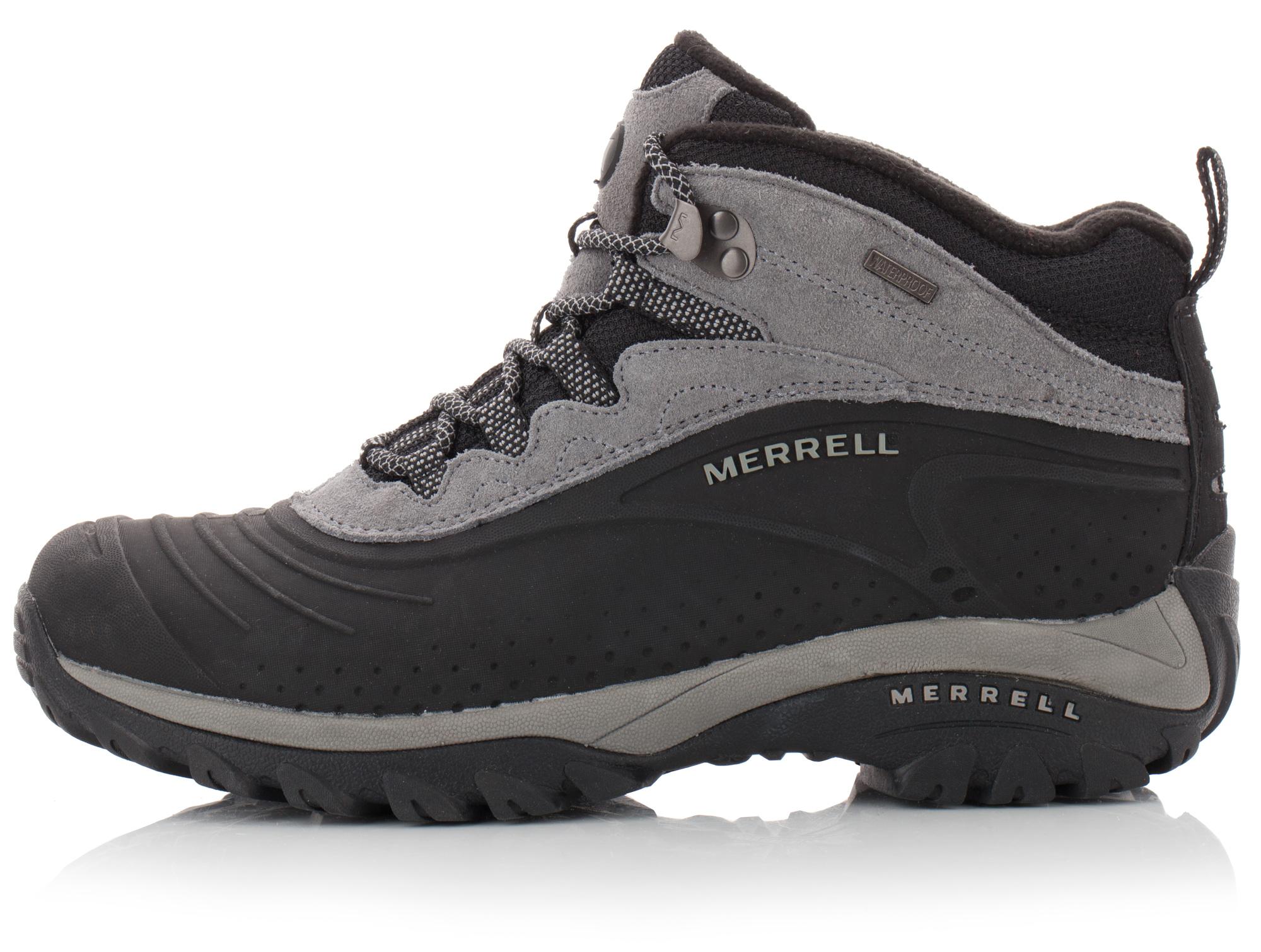 цена на Merrell Ботинки утепленные мужские Merrell Storm Trekker 6, размер 40