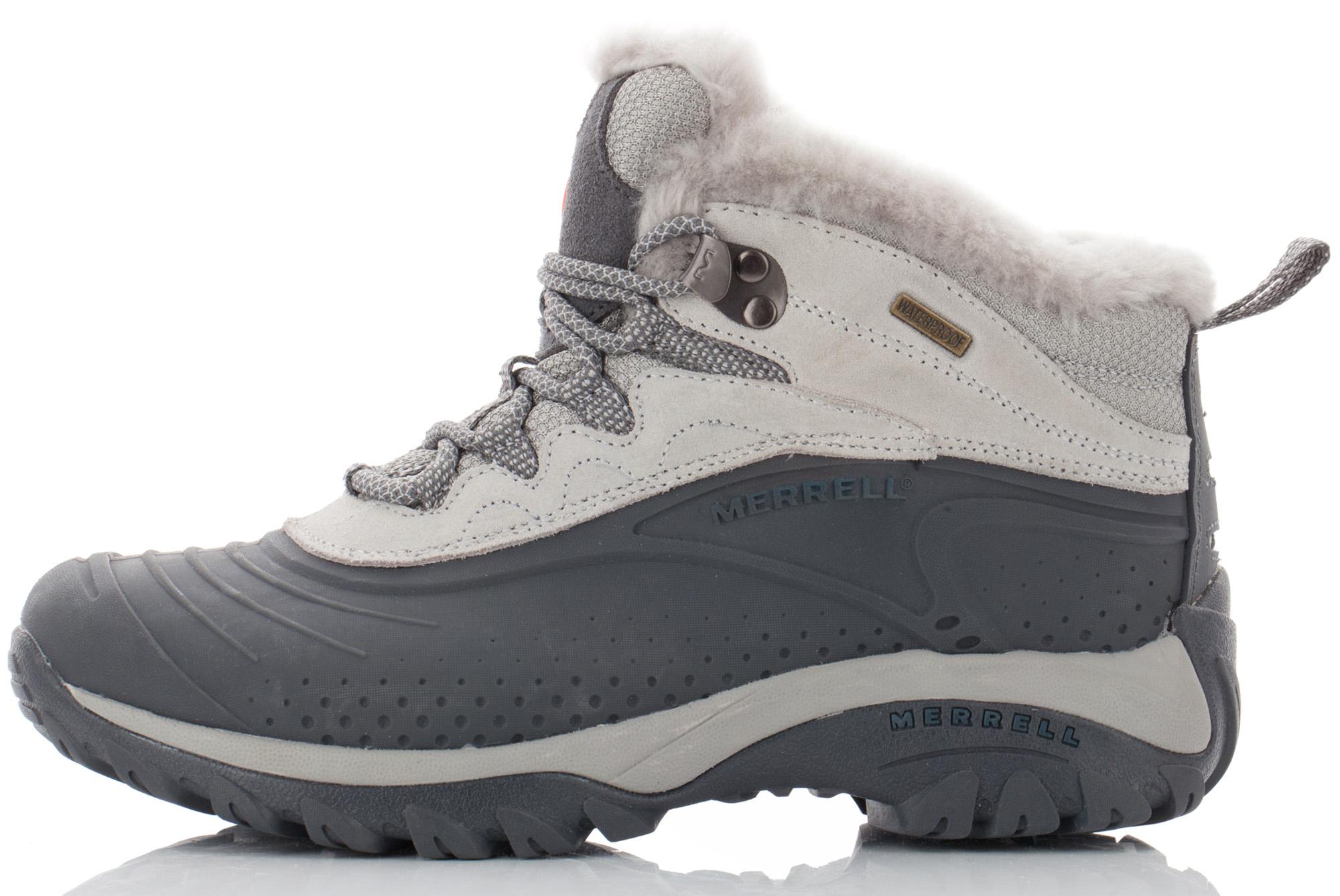 цена на Merrell Ботинки утепленные женские Merrell Storm Trekker 6, размер 37