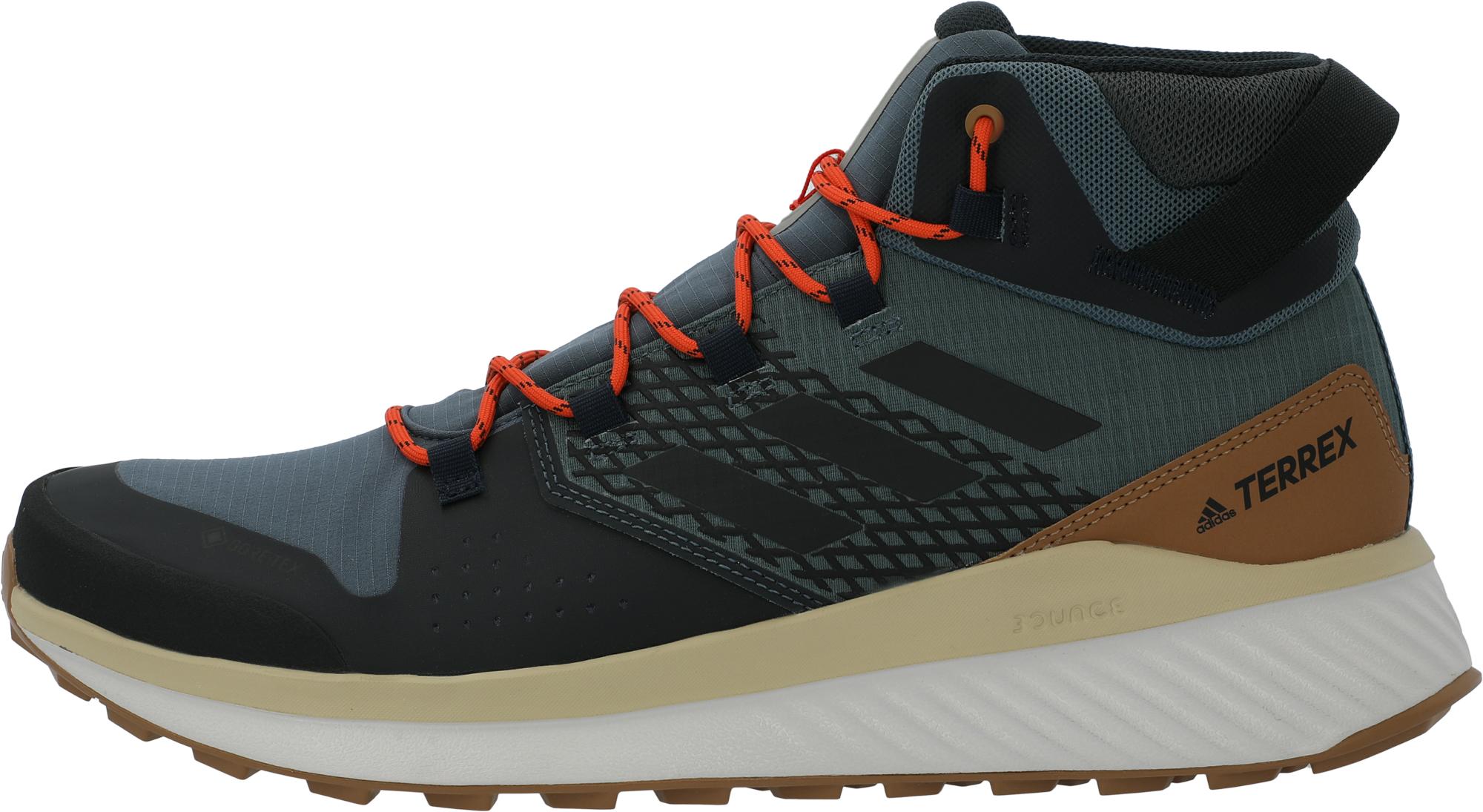 Adidas Ботинки мужские Adidas Terrex Folgian Hiker Mid Gtx, размер 41