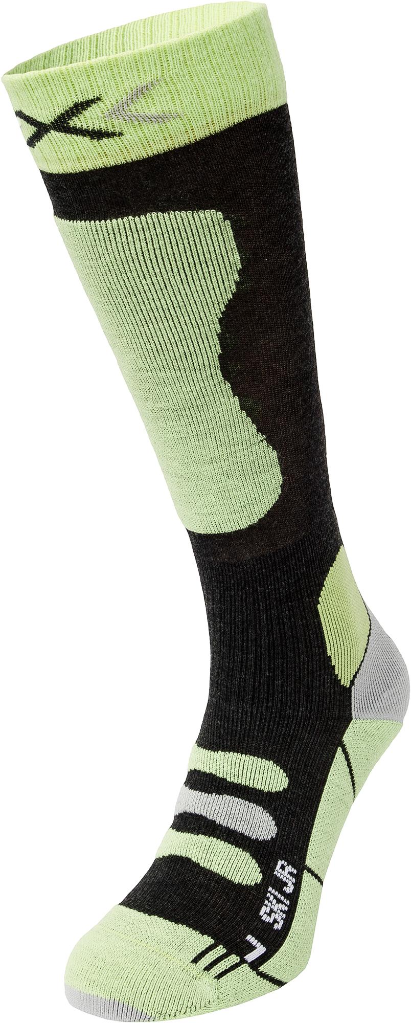 X-Socks Гольфы детские X-Socks SKI JR 4.0, 1 пара, размер 35-38