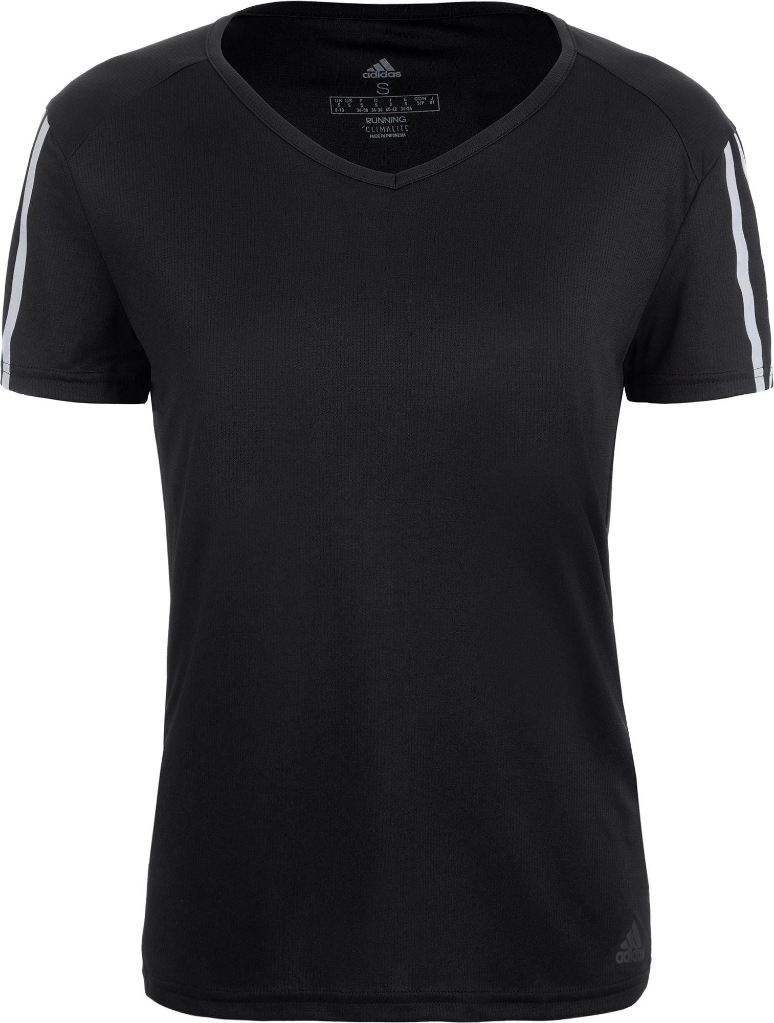 Adidas Футболка женская Adidas Run 3S, размер L все цены