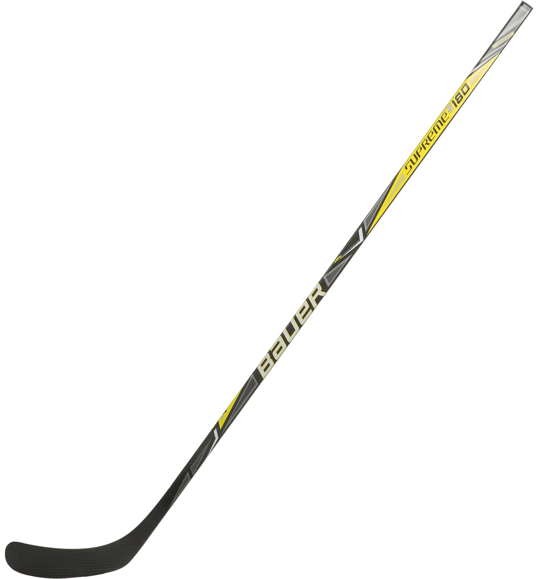Bauer Клюшка хоккейная детская Bauer S17 Supreme S 180, размер R bauer bauer s17 vapor x500 взрослые размер 48