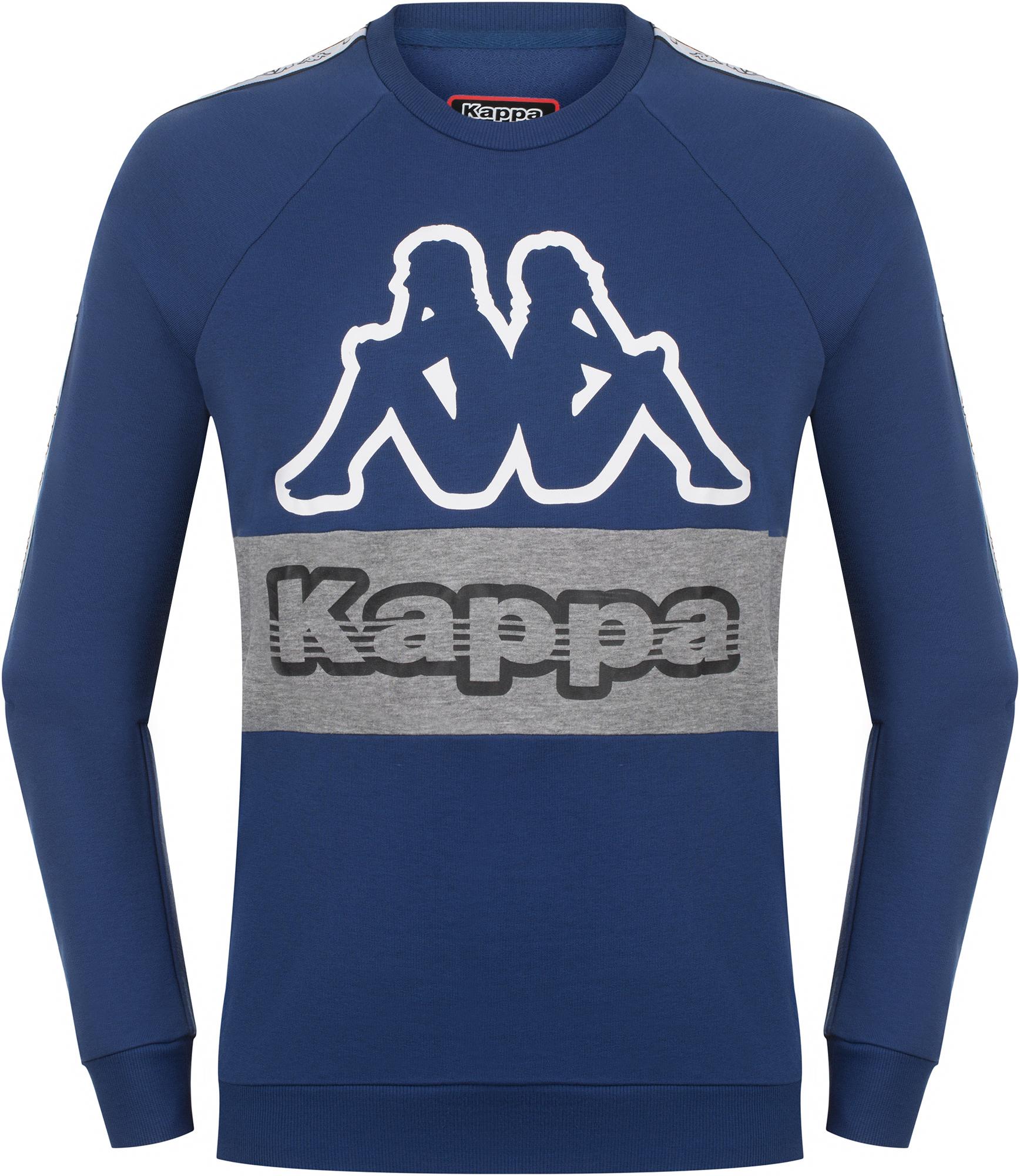 Kappa Свитшот мужской Kappa, размер 54