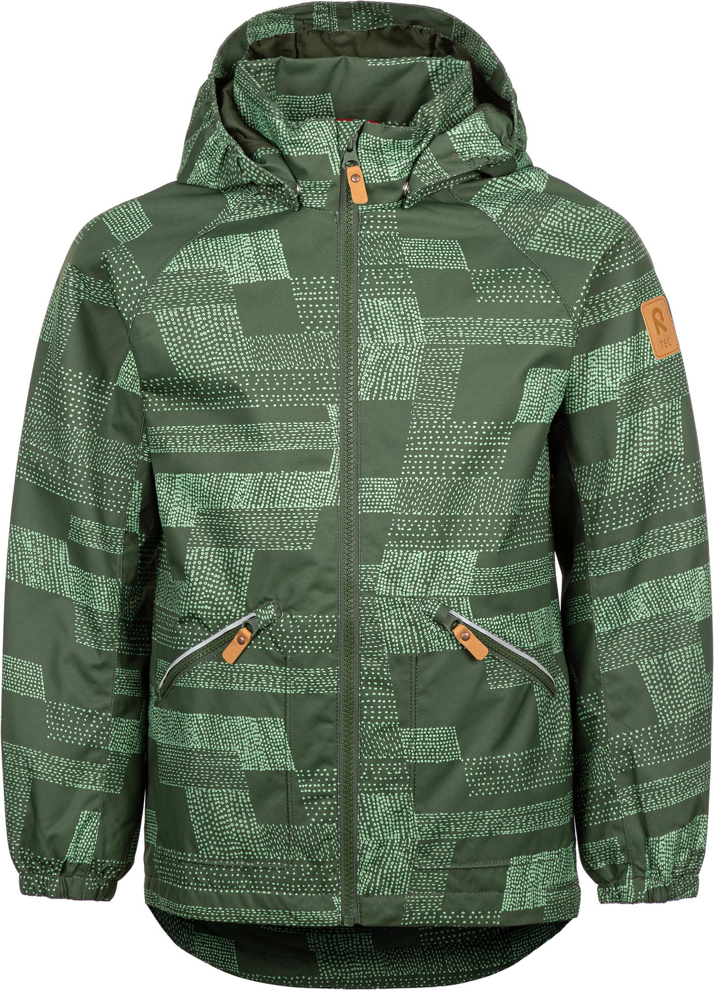 цены Reima Куртка утепленная для мальчиков Reima Finbo, размер 122