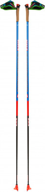 Палки для беговых лыж KV+ Tornado Plus Carbon
