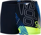 Плавки-шорты для мальчиков Speedo Allover Aquashort