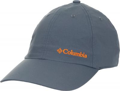 Бейсболка Columbia Tech Shade IIПрактичная бейсболка для активного отдыха. Изделие выполнено из 100 % нейлона, что обеспечивает быстрое высыхание в случае намокания.<br>Пол: Мужской; Возраст: Взрослые; Вид спорта: Активный отдых; Технологии: Omni-Shade, Omni-Wick; Производитель: Columbia; Артикул производителя: 1819641053O/S; Страна производства: Вьетнам; Материал верха: 100 % нейлон; Материал подкладки: 100 % полиэстер; Размер RU: Без размера;