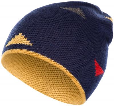 Шапка для мальчиков Satila RoldyУдобная шапка для мальчиков satila roldy пригодится в поездках и во время долгих прогулок.<br>Пол: Мужской; Возраст: Дети; Вид спорта: Путешествие; Производитель: Satila; Артикул производителя: R71719; Страна производства: Россия; Материал верха: 50 % шерсть, 50 % акрил; Материал подкладки: 100% хлопок; Размер RU: 53;